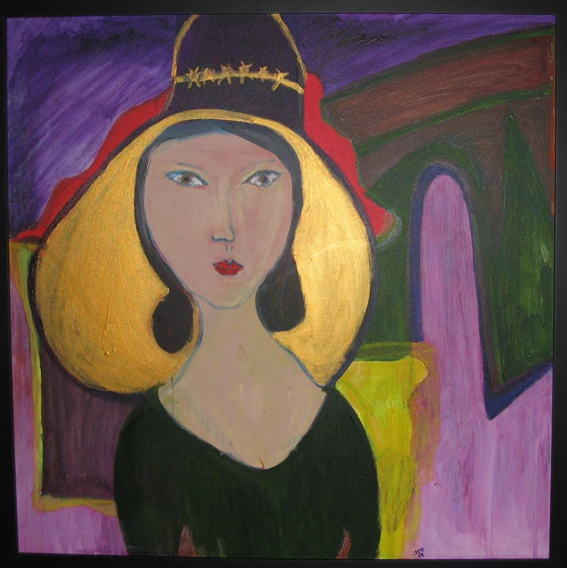 Hat Woman 2